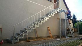 Foto 4 Metalltreppen aus Polen , Gelander , Balkone