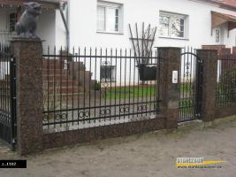 Foto 5 Metallzäune aus Polen – 15% Zaunbau vom Hersteller