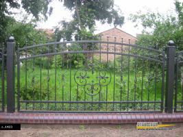 Foto 8 Metallzäune aus Polen – 15% Zaunbau vom Hersteller