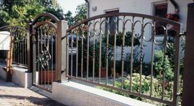 Foto 2 Metallzäune aus Polen, Gitter, Geländer, Treppen vom Hersteller - 15 %