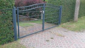 Foto 3 Metallzäune aus Polen, Gitter, Geländer, Treppen vom Hersteller - 15 %