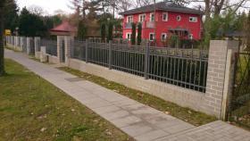 Foto 4 Metallzäune aus Polen, Gitter, Geländer, Treppen vom Hersteller - 15 %