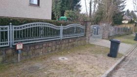 Foto 5 Metallzäune aus Polen, Gitter, Geländer, Treppen vom Hersteller - 15 %