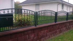 Foto 9 Metallzäune aus Polen, Gitter, Geländer, Treppen vom Hersteller - 15 %
