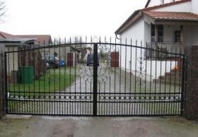 Metallzaun, Gitter, Geländer vom Hersteller aus Polen