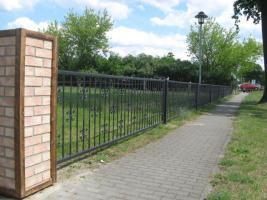 Foto 5 Metallztreppen aus polen, Metallzaune, Zaun aus Polen