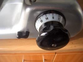 Foto 2 Metzgerei-Aufschnittmaschine