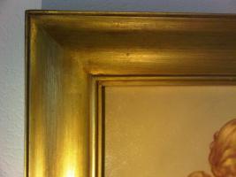 Foto 6 Michael Parkes 60 x 90 cm ein Ölgemälde in Museumsqualität