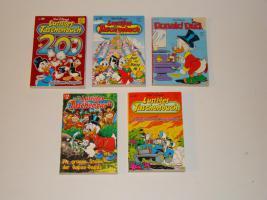 Foto 2 Micky Maus Hefte 140 Stück und 5 Stück Bände