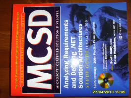 Microsoft / MCSD Analyzing Requirements and Defining .NET Solution Architectures  / Buch
