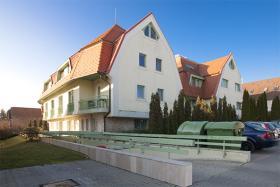 Foto 2 Mietwohnungen im Zentrum von Hévíz, Ungarn mieten Ferienclub befindet sich in Hévíz