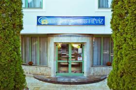 Foto 3 Mietwohnungen im Zentrum von Hévíz, Ungarn mieten Ferienclub befindet sich in Hévíz