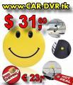 Mini-Auto-DVR Smile Face Spy Cam nur € 24 - versandkostenfrei
