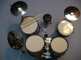 Foto 2 Mini Drum kit – Van Halen
