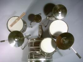 Foto 2 Mini Drum kit Beatles