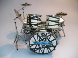 Mini Drum kit – Van Halen