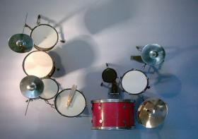Foto 2 Mini Drum kit  - Gretsch