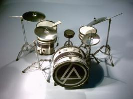 Mini Drum kit - Linkin Park