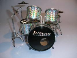 Mini Drum kit - Ludwig