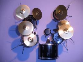 Foto 2 Mini Drum kit - Phil Rudd - AC/DC