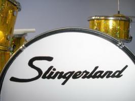 Foto 3 Mini Drum kit  - Slingerland