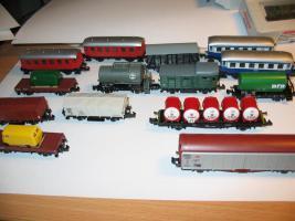 Foto 11 Mini Trix Sammlung