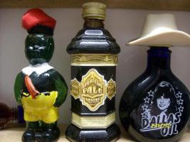 Foto 3 Miniatur Flaschensammlung nur Originale!