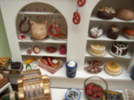 Foto 2 Miniatur Kaufladen  Tante Emma 1:24