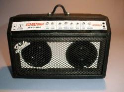 Miniature Amps – Fender Combo