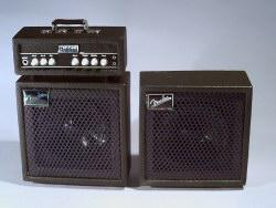 Miniature Amps –  Fender