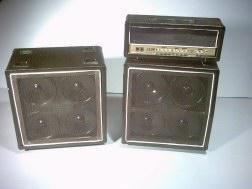 Foto 2 Miniature Amps - wheels