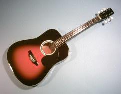 Miniaturgitarre – Acoustic Martin