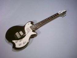 Miniaturgitarre – Bon Jovi's Richie Sambora 'Sambora' guitar