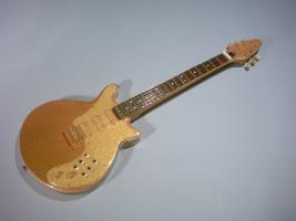 Miniaturgitarre – Brian May Signature - Gold