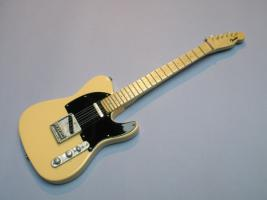 Miniaturgitarre – Bruce Springsteen – Fender Telecaster