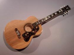 Miniaturgitarre – Gibson 1950 Acoustic