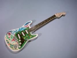 Miniaturgitarre – Jimmy Hendrix Stratocaster