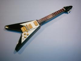 Miniaturgitarre – Lenny Kravitz – 1967 Flying V