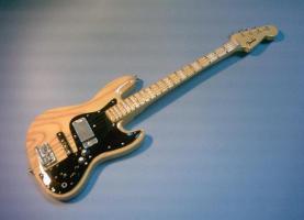 Miniaturgitarre – 'Marcus Miller' Fender Jazz Bass