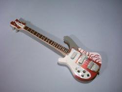 Miniaturgitarre – Paul McCartney Psychedelic Bass