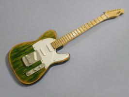 Miniaturgitarre – Status Quo - Francis Rossi
