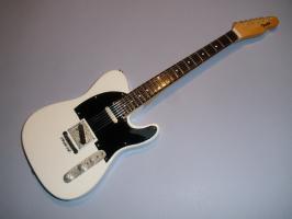 Miniaturgitarre – Status Quo - Rick Parfitt telecaster