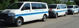 Minivan mieten: Kleinbusverleih Göppingen (bei Stuttgart)