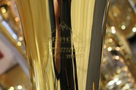 Foto 7 Miraphone 47 Loimayr Luxus - Tenorhorn in Bb mit Neusilberkranz. Sonderanfertigung. Neuware