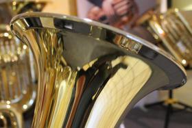 Foto 8 Miraphone 47 Loimayr Luxus - Tenorhorn in Bb mit Neusilberkranz. Sonderanfertigung. Neuware