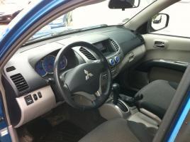Foto 3 Mitsubishi L200 4x4 mit Hardtop in Wagenfarbe
