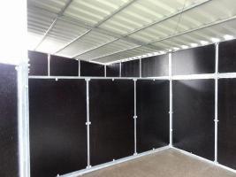 Foto 5 Mobile Außenboxen, Unterstände und Hütten ab 1.699, - €