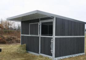 Foto 2 Mobile Außenboxen, Unterstände und Hütten ab 1.699, - €