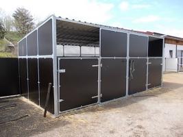 Foto 6 Mobile Außenboxen, Unterstände und Hütten ab 1.699, - €