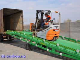 Foto 3 Mobile Laderampe für LKW Ausbau